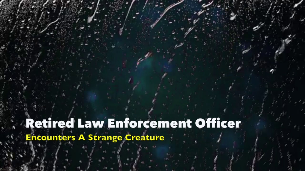 Retired Law Enforcement Officer - Upcoming Show