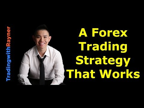 A Forex Trading Strategy That Works In Any Markets or Timefr