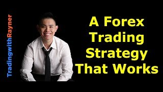 A Forex Trading Strategy That Works In Any Markets or Timeframes