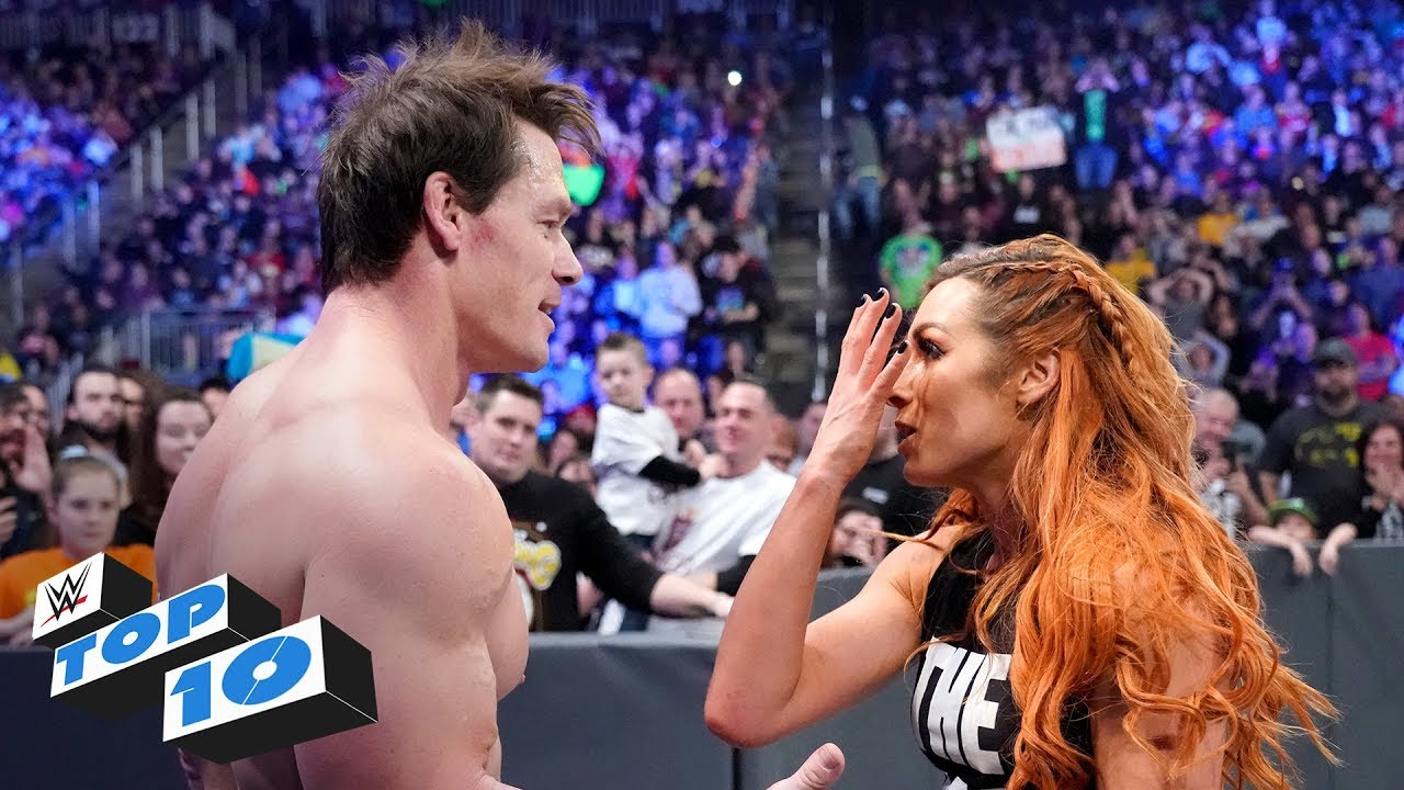 Top 10 WWE SmackDown Live moments