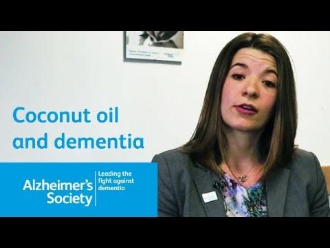Coconut Oil And Dementia - Alzheimer's Disease - Alzheimer's Society