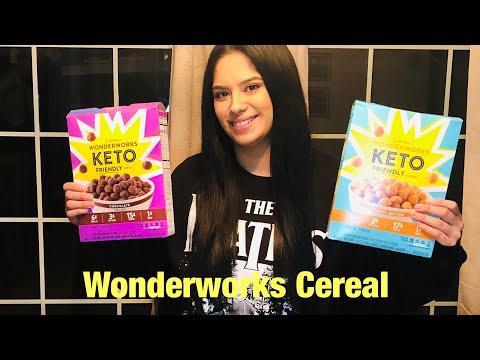 New Wonderworks Keto Cereal