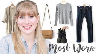 Capsule Wardrobe Essentials - My Most Worn Items