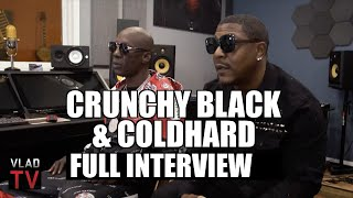 Crunchy Black & Colḋhard on Boosie, NBA YoungBoy, Lil Nas X, Carmelo & LaLa,