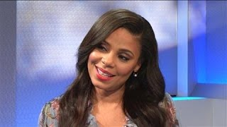 Sanaa Lathan on Police, Trump and 'Shots Fired' Actress