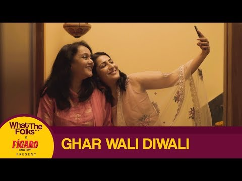 Ghar Wali Diwali | What The Folks | Eisha Chopra, Deepika Amin | Short Film of the Day