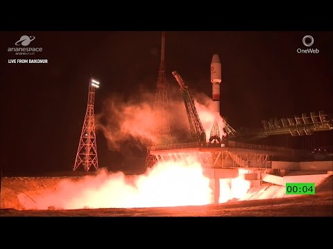 Arianespace TV ST27 Launch Sequence