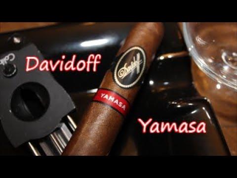 Davidoff Yamasa Toro, Jonose Cigars Review - YouTube