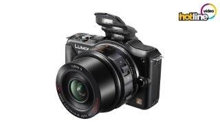 обзор фотокамеры Panasonic Lumix GF5