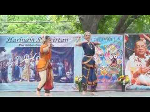 Rathayatra - Shyamali and Surata - Gypsy Dance - 5/9