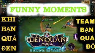 Funny Moments #2 KHOẢNH KHẮC HÀI HƯỚC LIÊN QUÂN