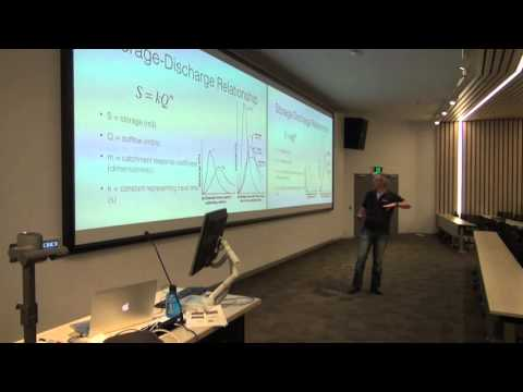 Spring 2015 Hydrology Lecture 10