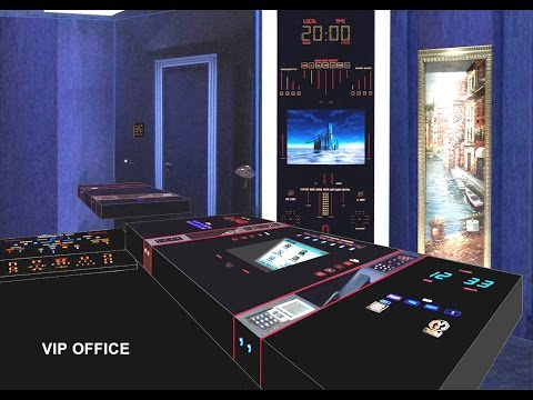 VIP OFFICE & CONFERENCE ROOMS BY MEDIA 6 CREATIONS INTL