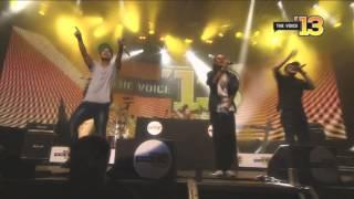 The Voice ´13: Shaka Loveless - Ikke mere tid tilbage