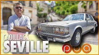 🚗 CADILLAC SEVILLE 78 : C'est la voiture du Commandant Chatel