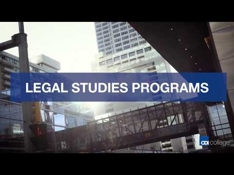 CDI College - Legal Studies Programs