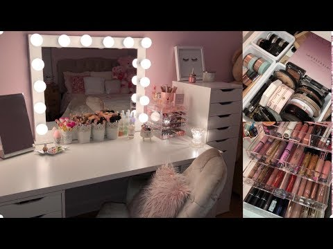 Dean asmr makeup collection