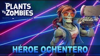 ¡Héroe Ochentero! - Plants vs Zombies: Battle for Neighborville
