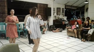maria mariana Palar Dance@VLCN GAME