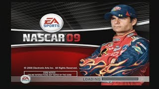 NASCAR 09 10th Anniversary Review [PS2]