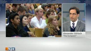 Sturm auf Universitäten - Alexander Görlach spricht Klartext