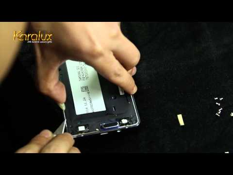 karalux---how-to-disassemble-galaxy-a5-for-repair-and-gold-plating,-teardown-detail