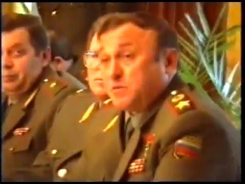 Уникальное видео переговоров по Карабаху в мае 1994 года
