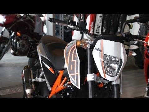 """KTM 690 Duke """"Gebrauchte""""- Lietz"""