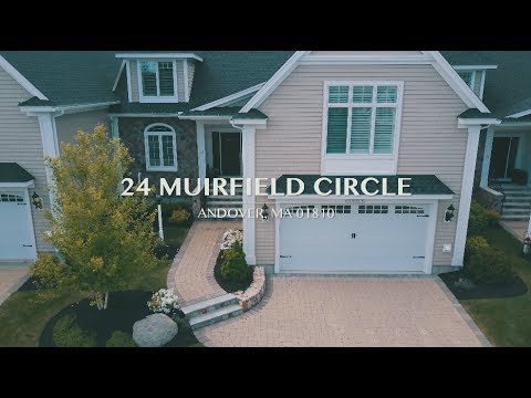 24 Muirfield Circle, Andover, MA 01810