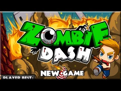Zombie Dash Game (Android & IOS) Gameplay HD