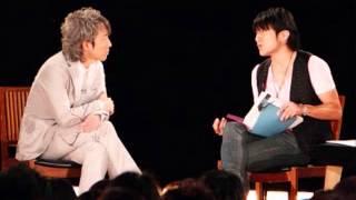 ミスチルの桜井さんがゲストとして出演。 佐野元春さんが色々な質問をし...