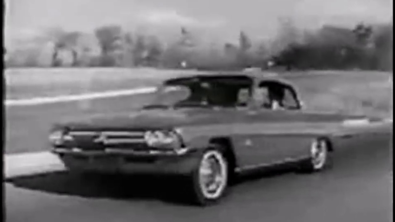 1963 Oldsmobile Jetfire - Commercial [Audio Fixed]