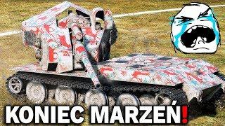 Waffenträger auf E 100 (P) NIE BĘDZIE w WOT!