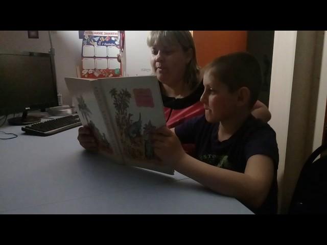 Изображение предпросмотра прочтения – МатвейНекрасов читает произведение «Мойдодыр» К.И.Чуковского