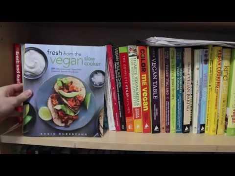 Cookbook Collection: (Mostly) Vegan cookbooks - 2014