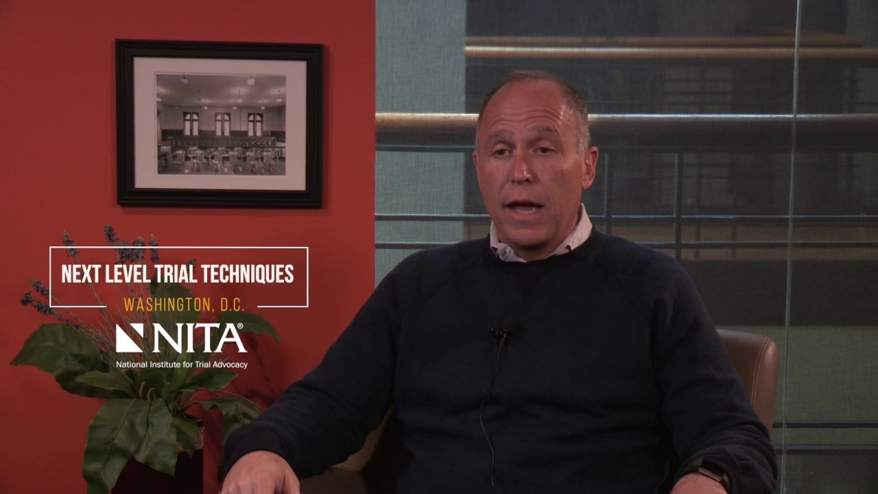 NITA - Next-Level Trial Techniques