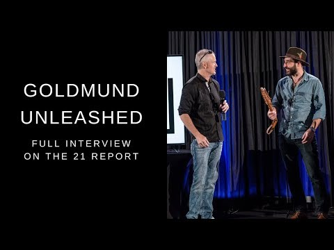 Goldmund Unleashed on The 21 Report | Full Interview
