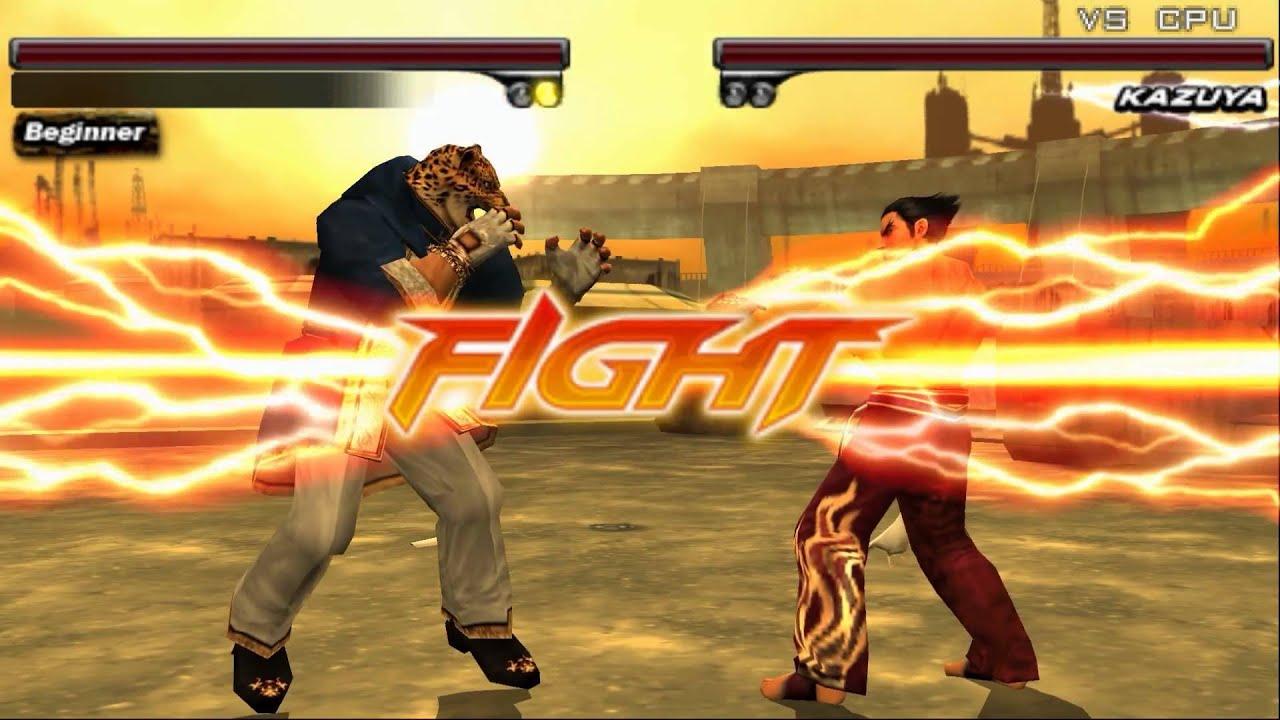 Ppsspp Emulator 0 9 7 2 Tekken 5 Dark Resurrection 1080p Hd