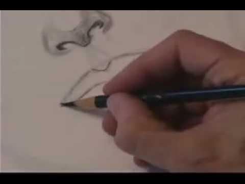 YouTube - สอนวาดรูปหน้า.flv.flv