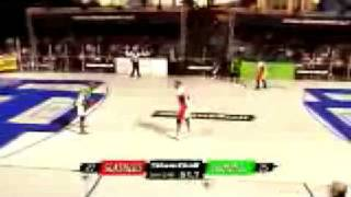 2008 SlamBall Championship : RUMBLE vs SLASHERS