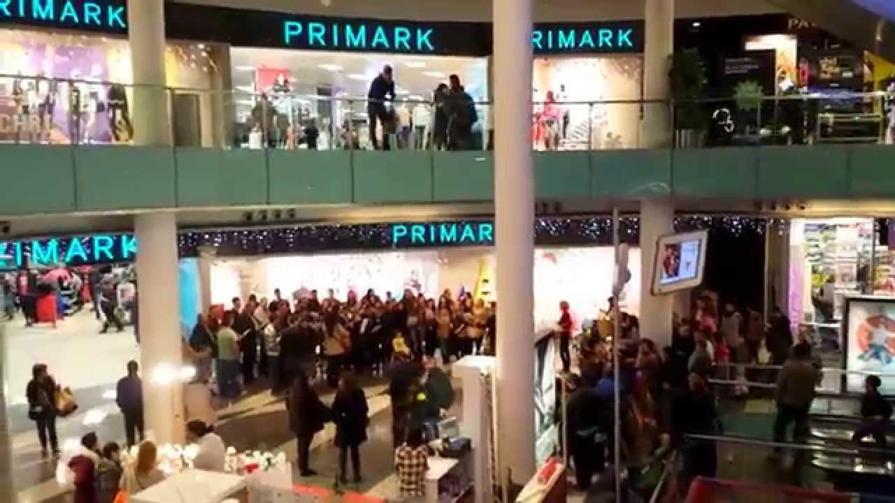 Claudio dochita centro comercial plenilunio madrid youtube for Centro comercial sol madrid