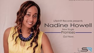 Nadine Howell - Promises Lyric Video (Official)
