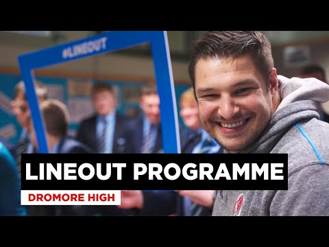 LineOut Programme | Dromore High School Nutrition Session