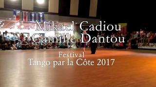 4/4 Milonga D'Arienzo - Mikael Cadiou & Camille Dantou, Festival Tango par la Côte 2017