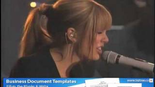 Taylor Swift Performance live from AMA 2010