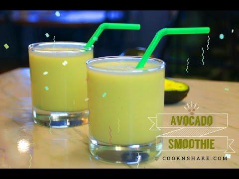 healthy-and-nutritious-avocado-shake/smoothie