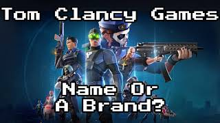 Does the name T๐m Clancy mean ANYTHING ANYMORE? - DCM Discussions