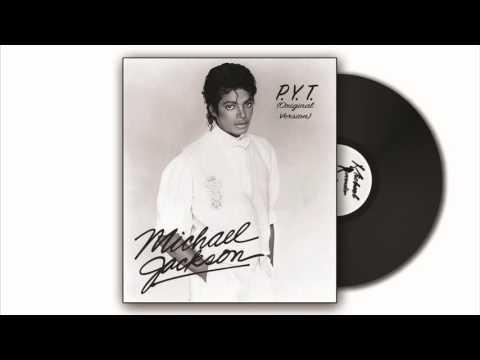 Michael Jackson | Pretty Young Thing (Original Version Demo) | CP