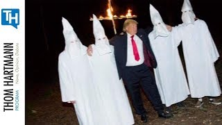 Far Right Feels Welcome in America After Trump Removes White Supremacists From List Of Extremists?