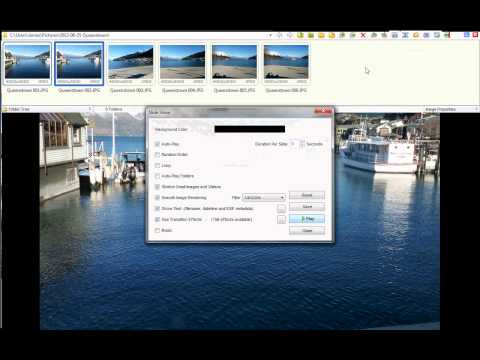 Faststone Image Viewer - A Mini-Tour